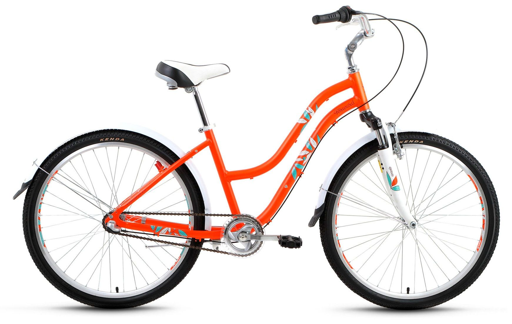 Велосипед Forward Evia Air 26 2.0 2018