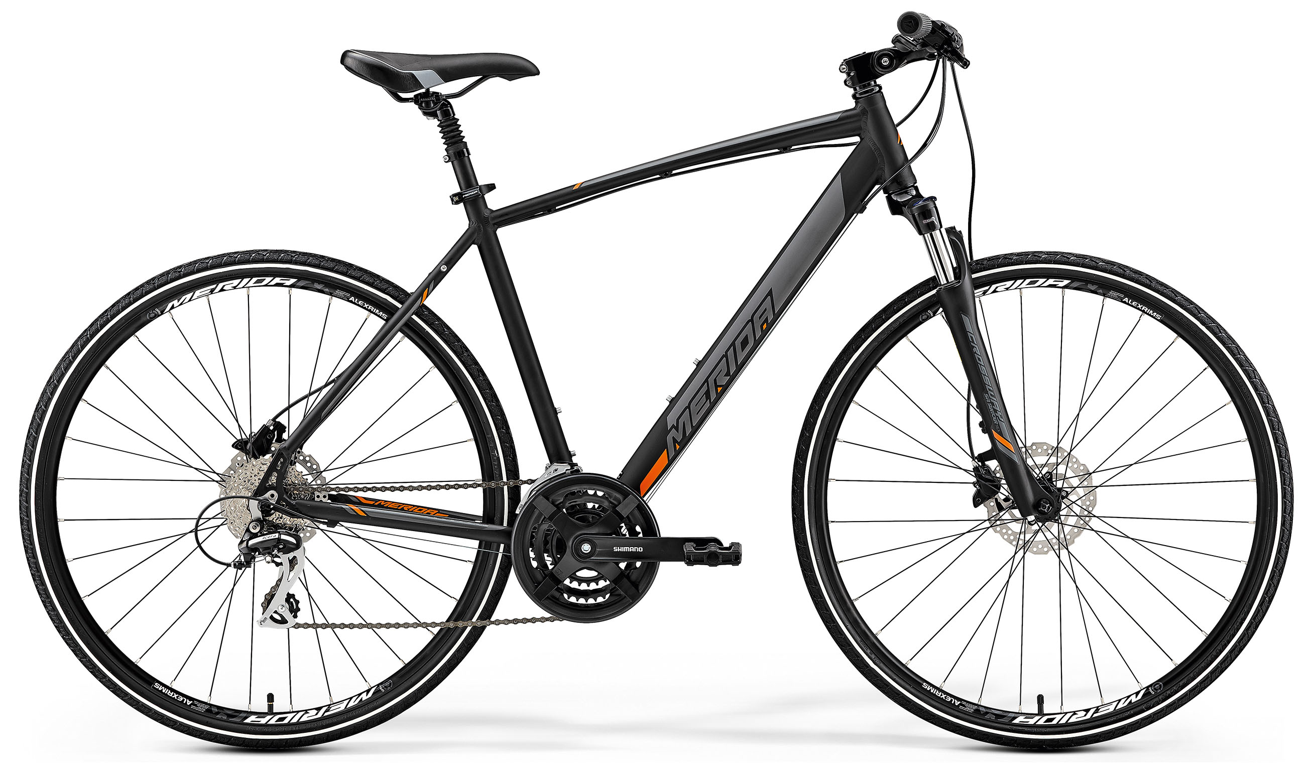 Велосипед Merida Crossway 20-D 2019