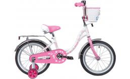 Детский велосипед от 1 до 3 лет  Novatrack  Butterfly 14  2020
