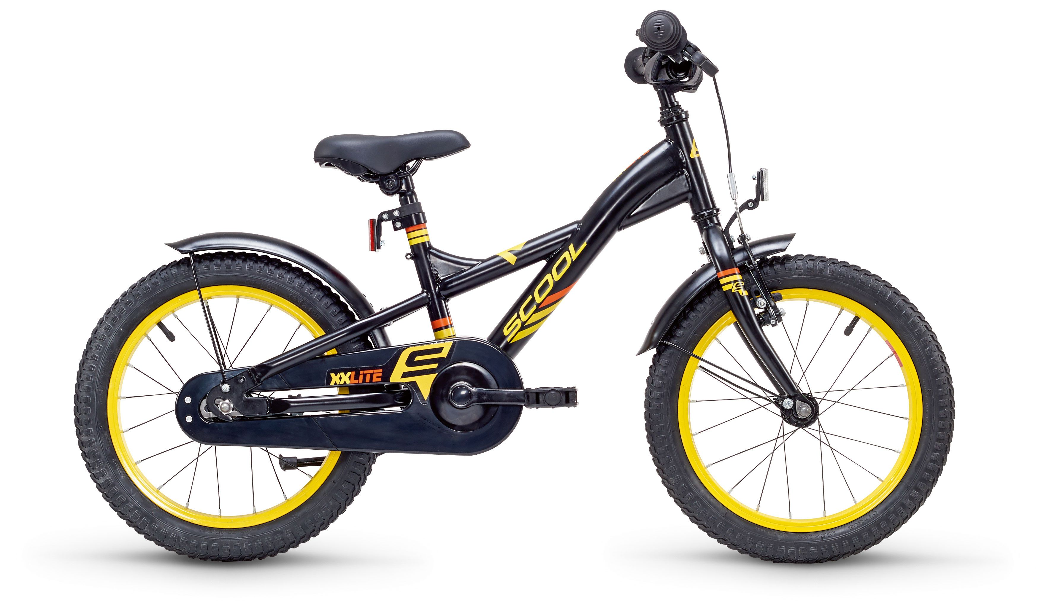 Велосипед Scool XXlite steel 16 1-S 2018 цена