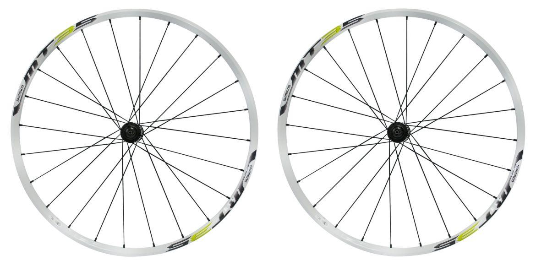 Запчасть Shimano MT35 (EWHMT35FR6WE),  колеса в сборе  - артикул:286074