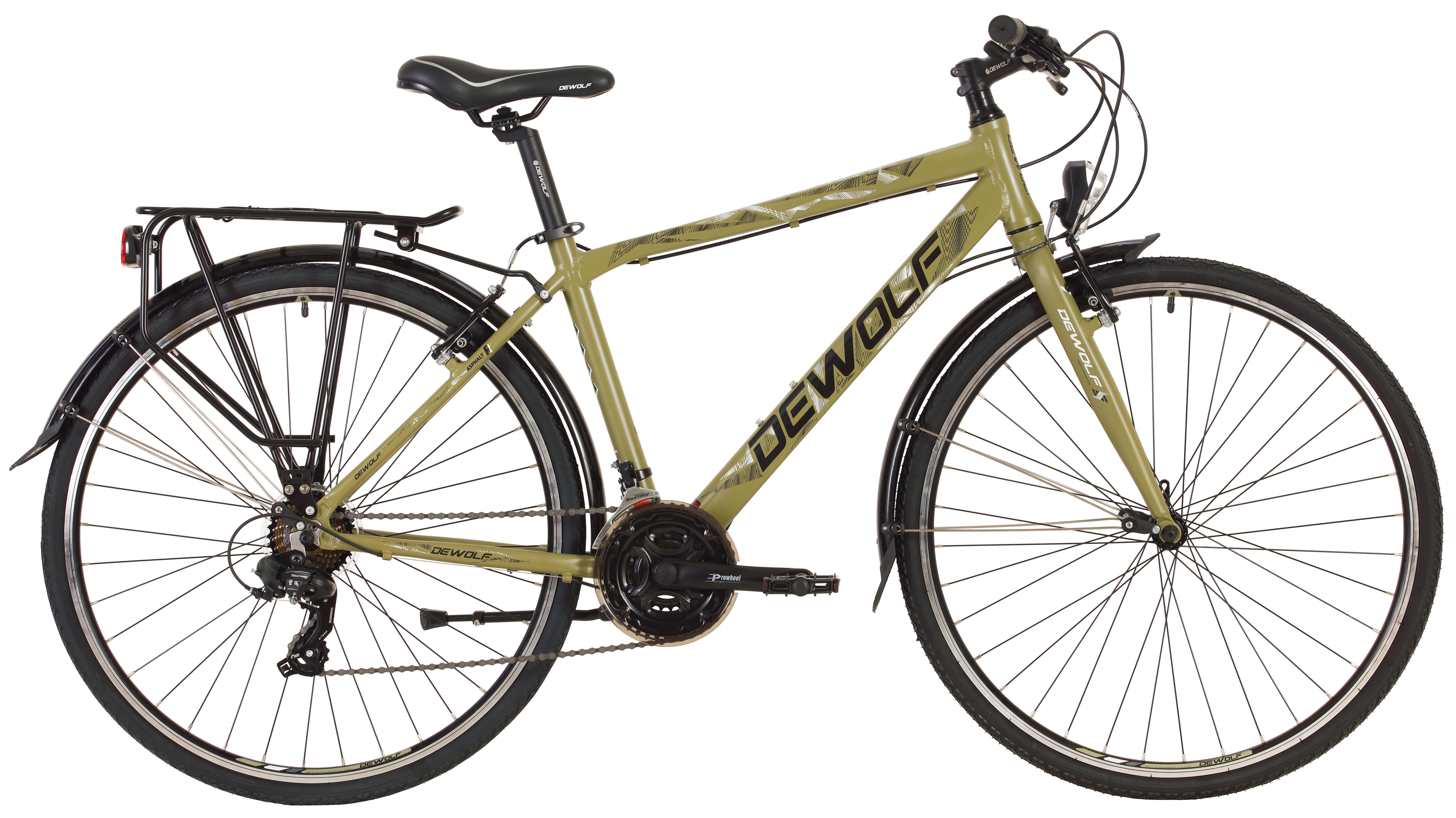 Велосипед Dewolf Asphalt R 2019 цена