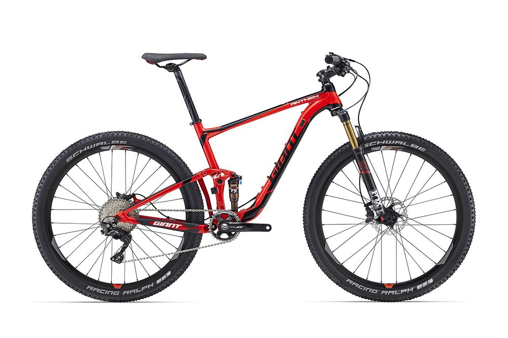 Велосипед Giant Anthem 27.5 1 2016 велосипед giant anthem advanced 27 5 2 2016