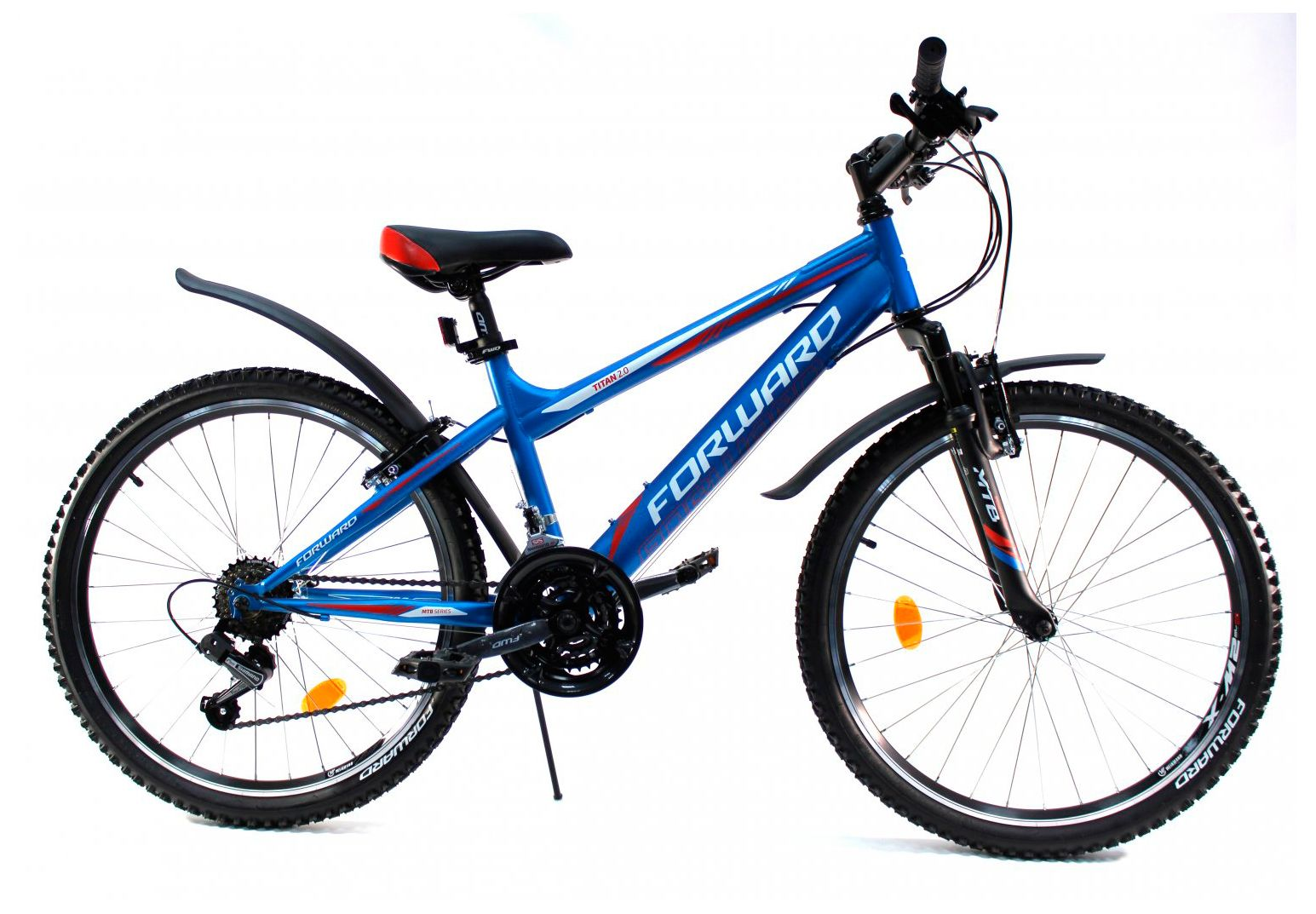 Велосипед Forward Titan 2.0 2016 велосипед forward valencia 1 0 24 2016