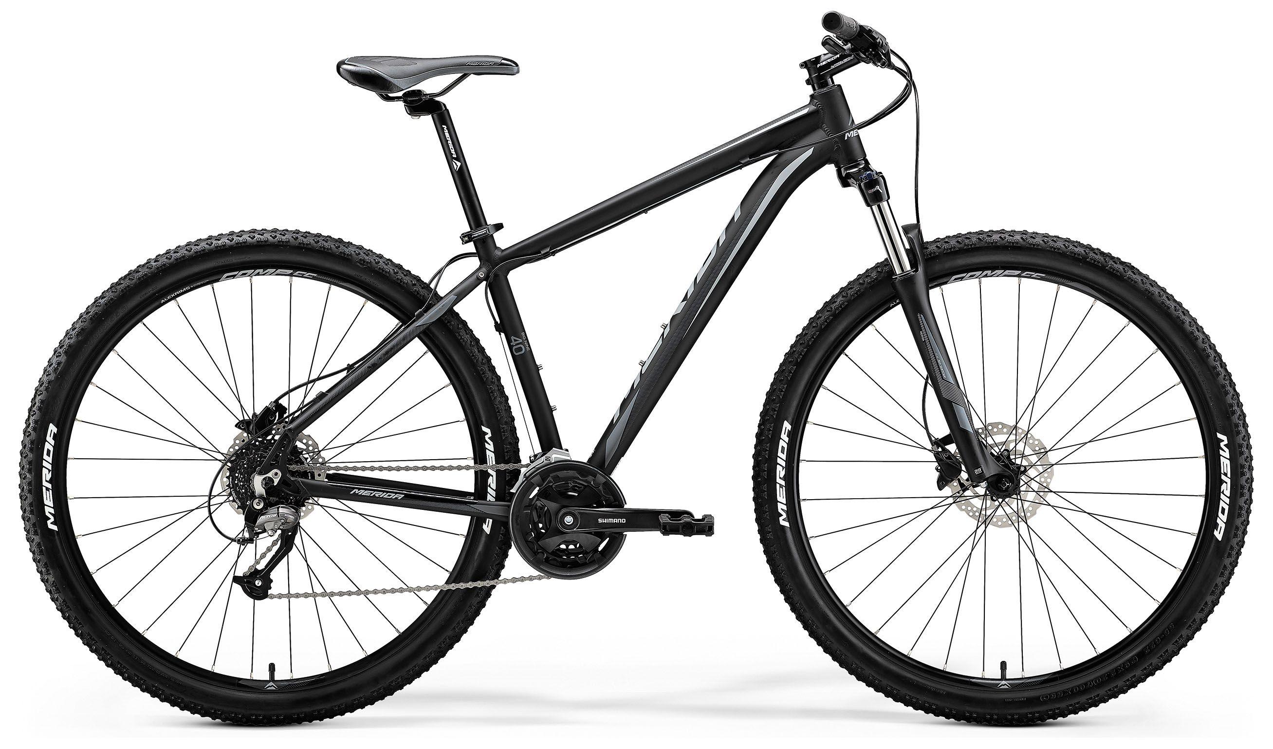 Велосипед Merida Big.Nine 40-D 2018