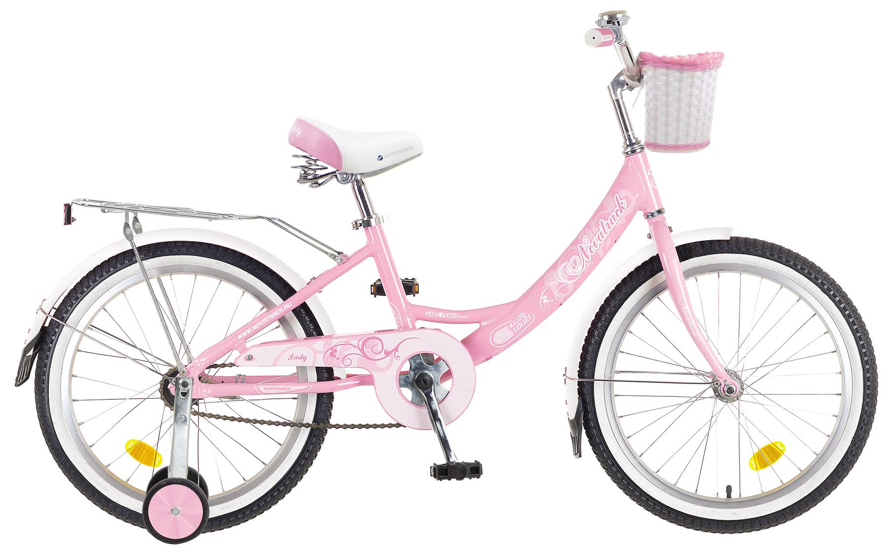 Велосипед Novatrack Girlish line 20 2019 велосипед novatrack girlish line 20 6 speed 2015