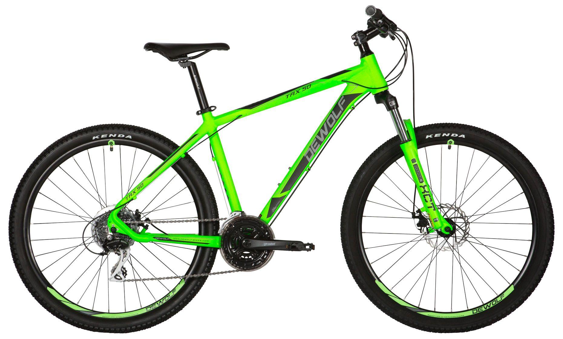 Велосипед Dewolf TRX 50 2018 trx tactical t3