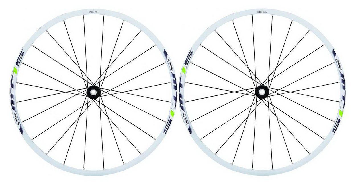 Запчасть Shimano MT15A (EWHMT15AFR9WC),  колеса в сборе  - артикул:286091