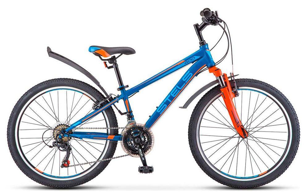 Велосипед Stels Navigator 400 V 24 (V040) 2018 цены