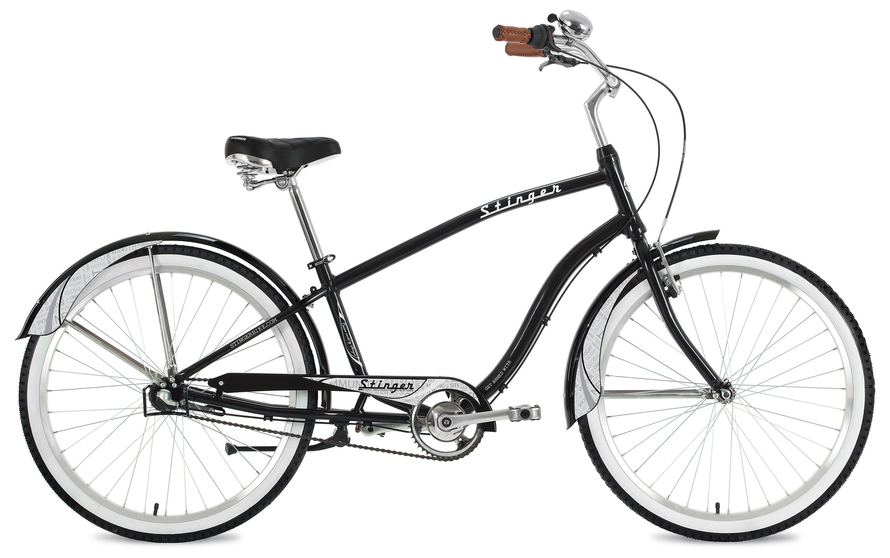 Велосипед Stinger Cruiser Nexus L 26 2018 велосипед stinger cruiser nexus l 26 2015