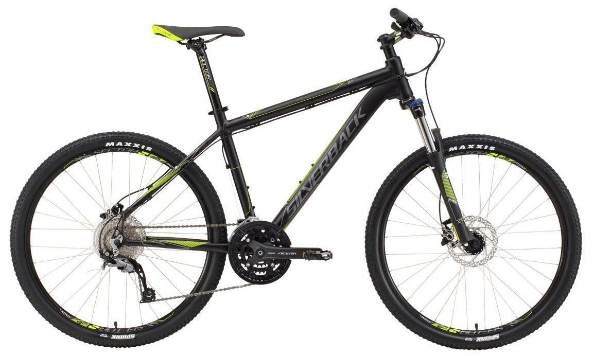 Велосипед Silverback Stride 10 2016 велосипед silverback siablo 105 2017