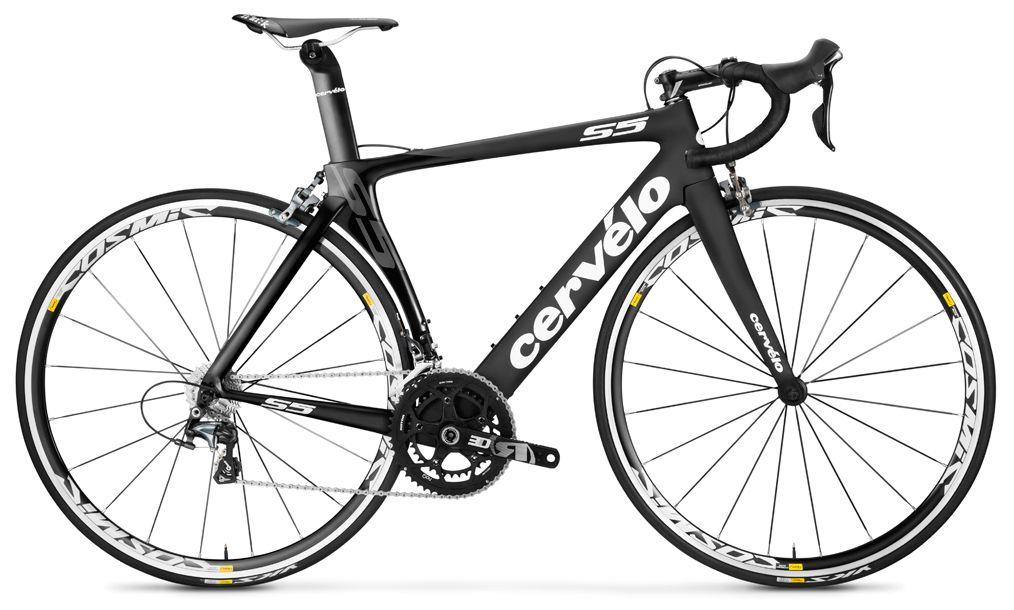 Велосипед Cervelo S5 Ultegra Di2 2017,  Шоссейные  - артикул:277426