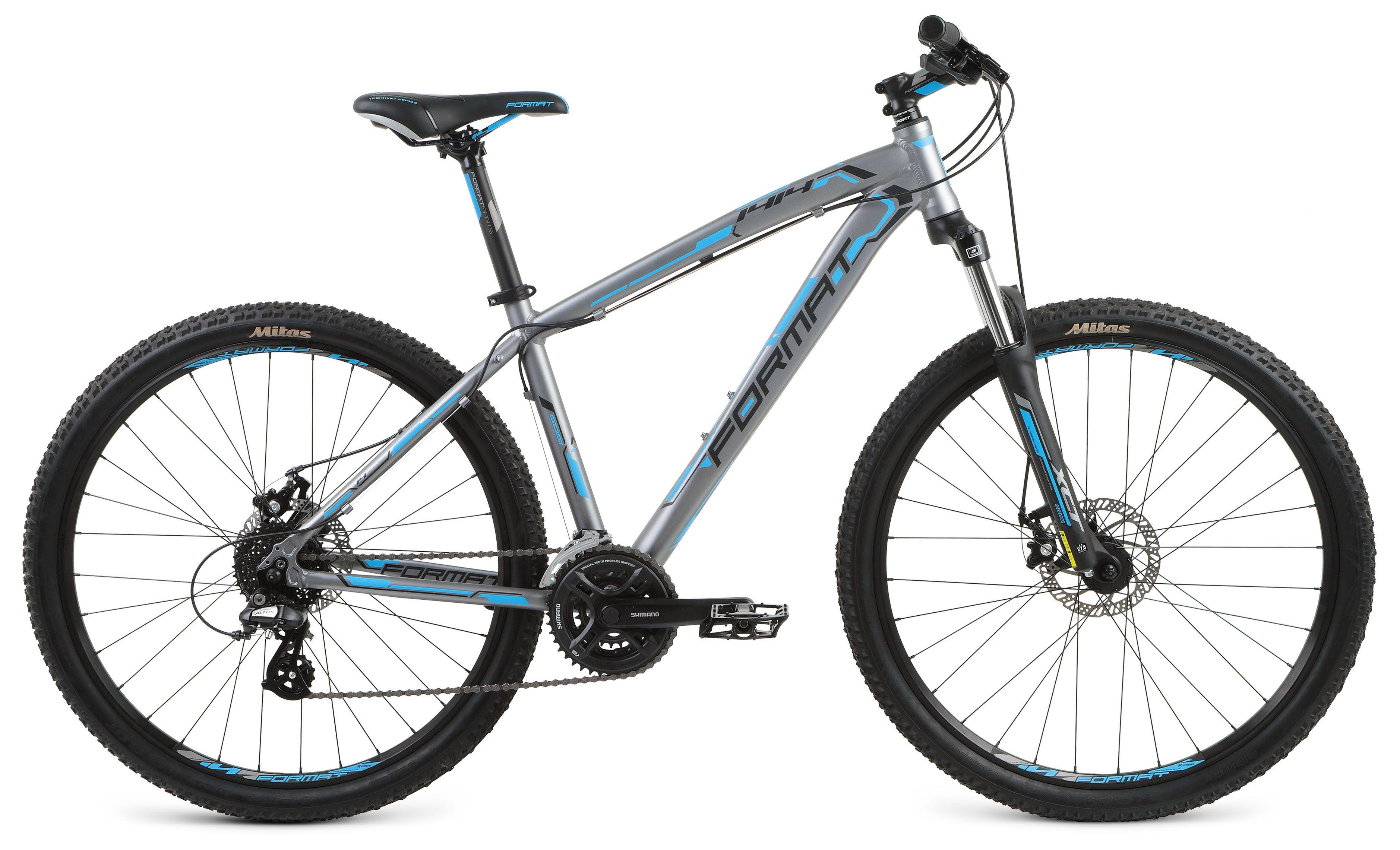 купить Велосипед Format 1414 27,5 2017 дешево