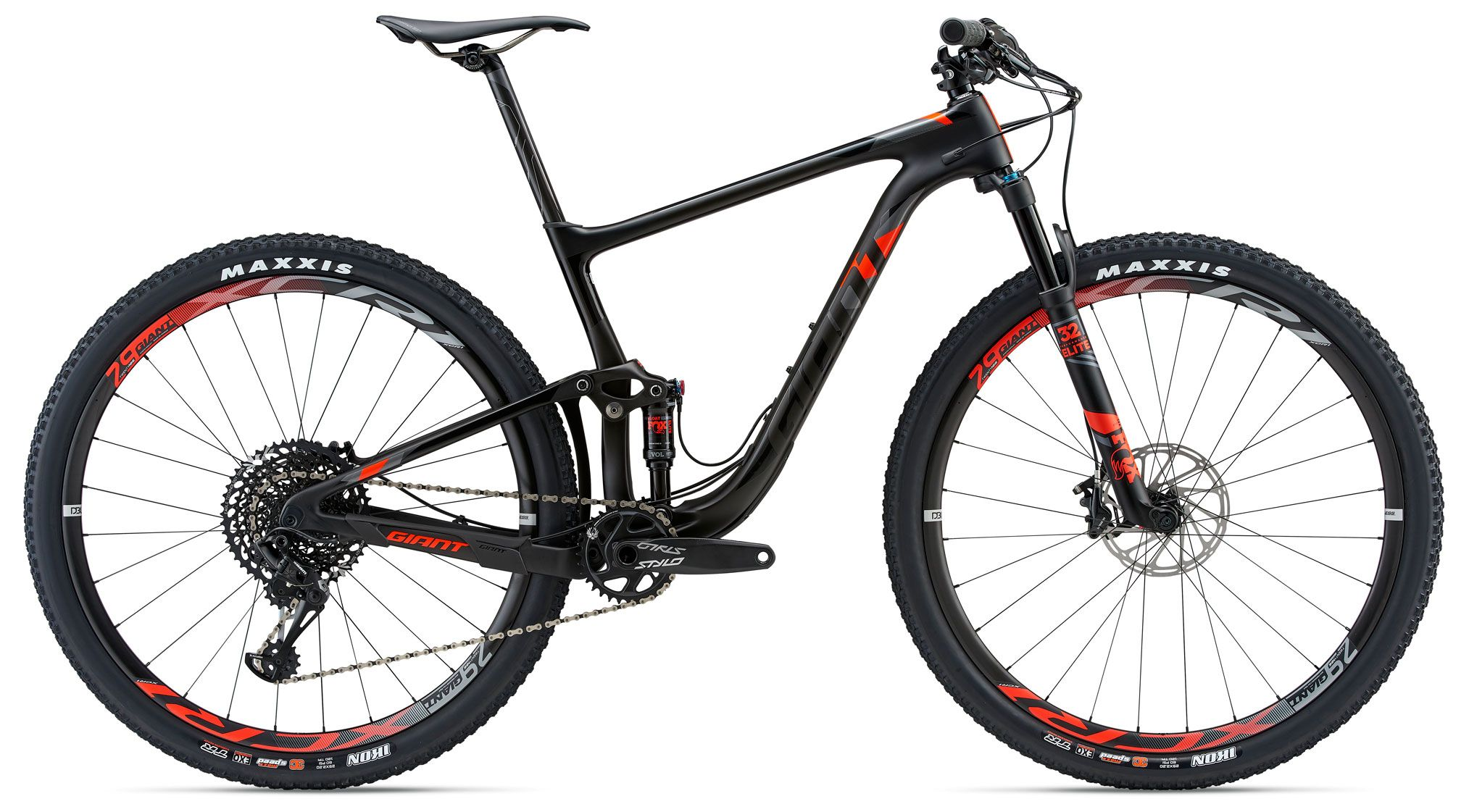 Велосипед Giant Anthem Advanced Pro 29er 1 2018 велосипед giant trinity advanced pro 1 2016
