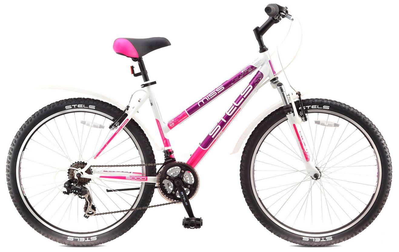 Велосипед Stels Miss-5000 V 26 (V030) 2017