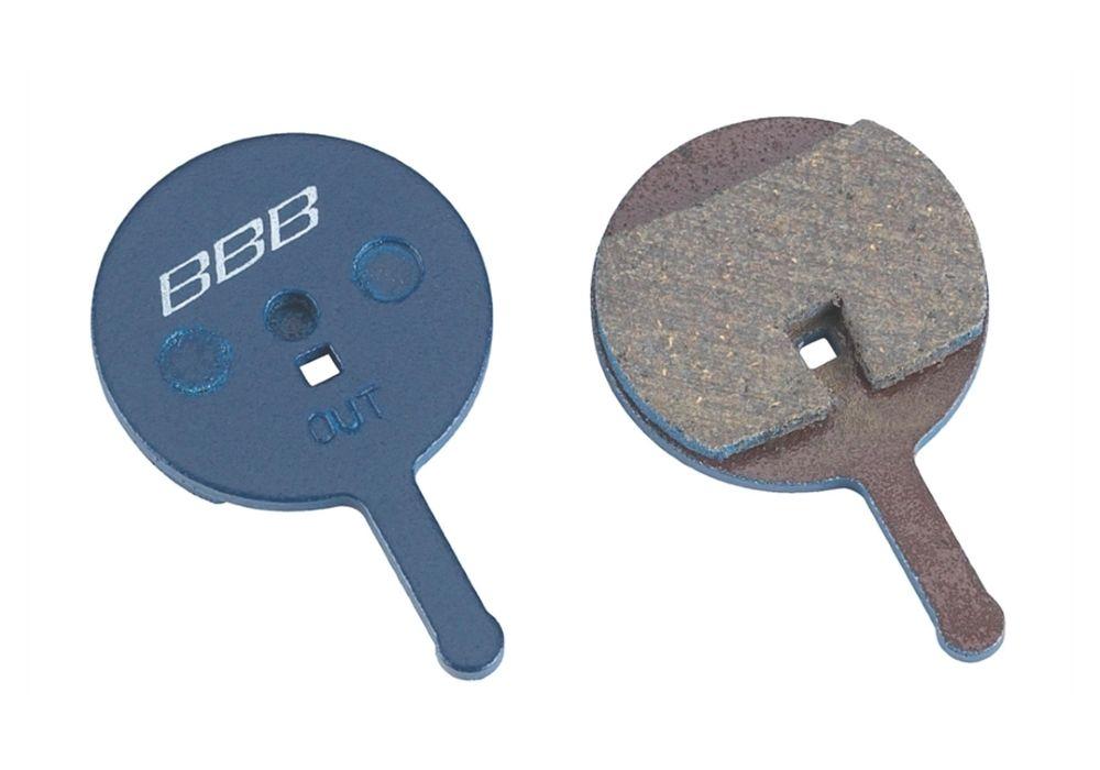 Тормозные колодки BBS-43 DiscStop