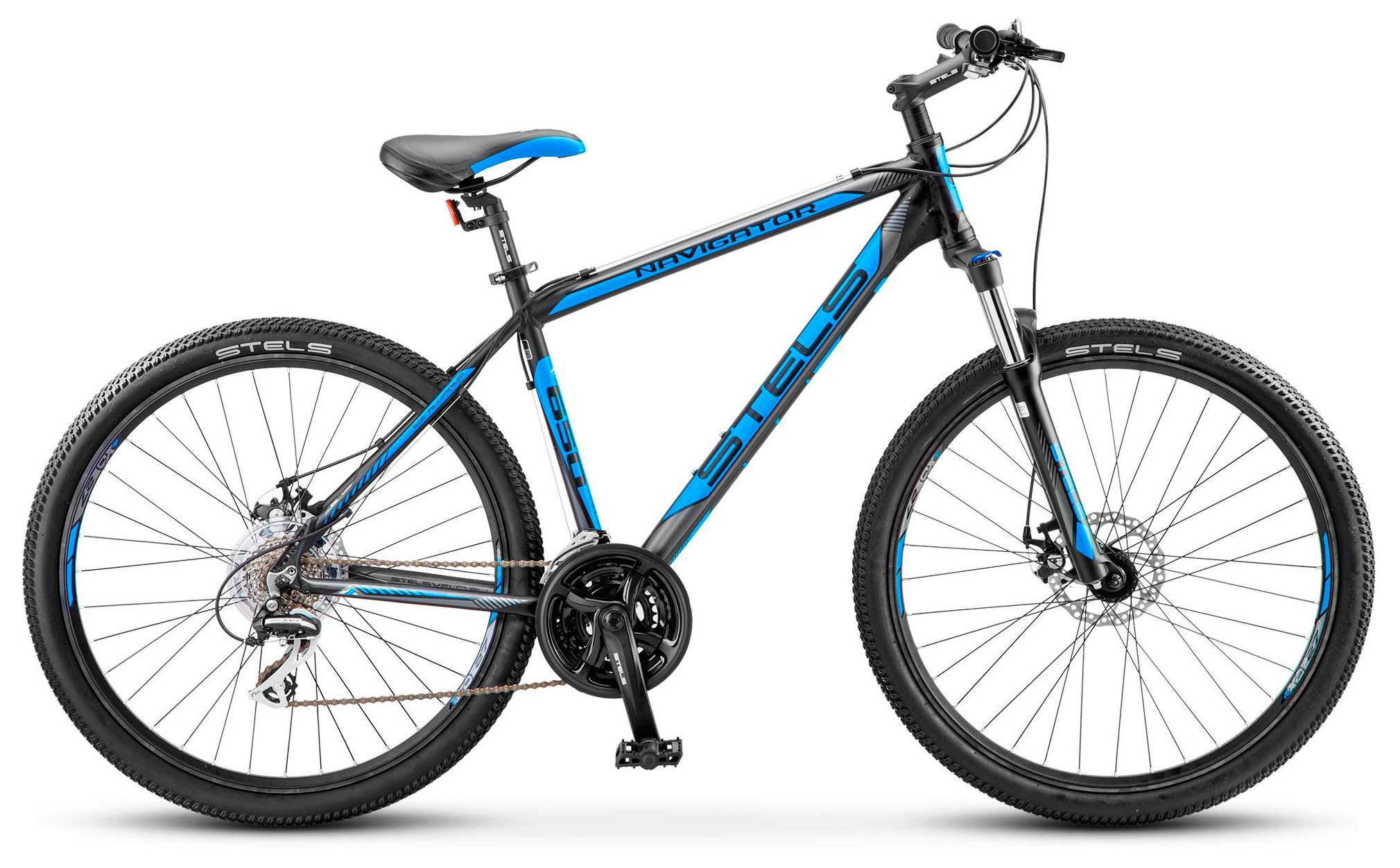 Велосипед Stels Navigator 650 MD 27.5 (V030) 2018