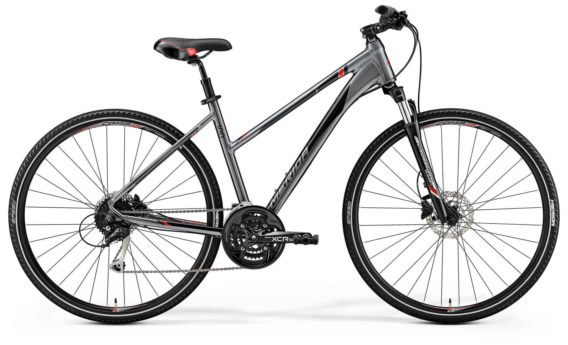 Велосипед Merida Crossway Lady 100 2019 велосипед merida big seven 400 2019