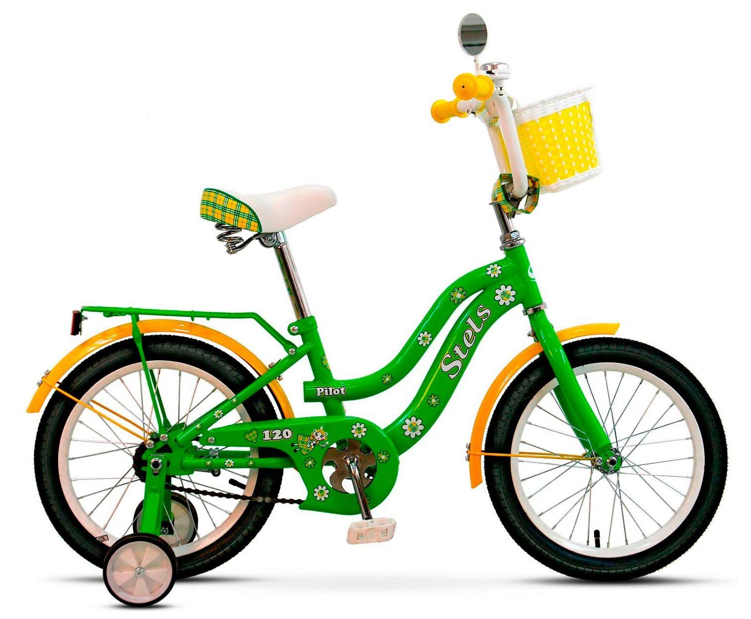 Велосипед Stels Pilot 120 16 (V020) 2018,  Детские  - артикул:293071