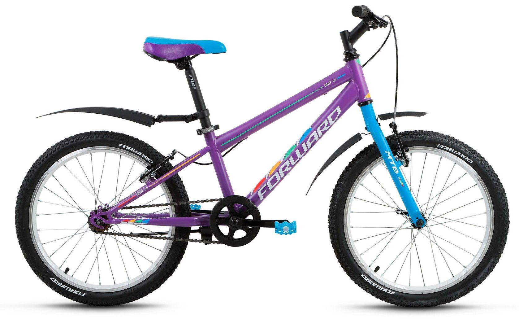 Велосипед Forward Unit 1.0 2018 цена