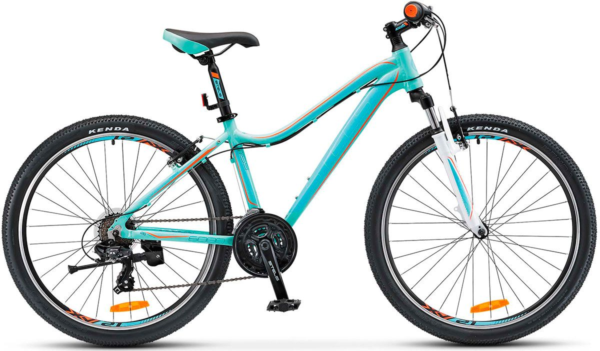Велосипед Stels Miss 6000 V 2017 велосипед stels miss 6000 v 15 2016 grey pink silver