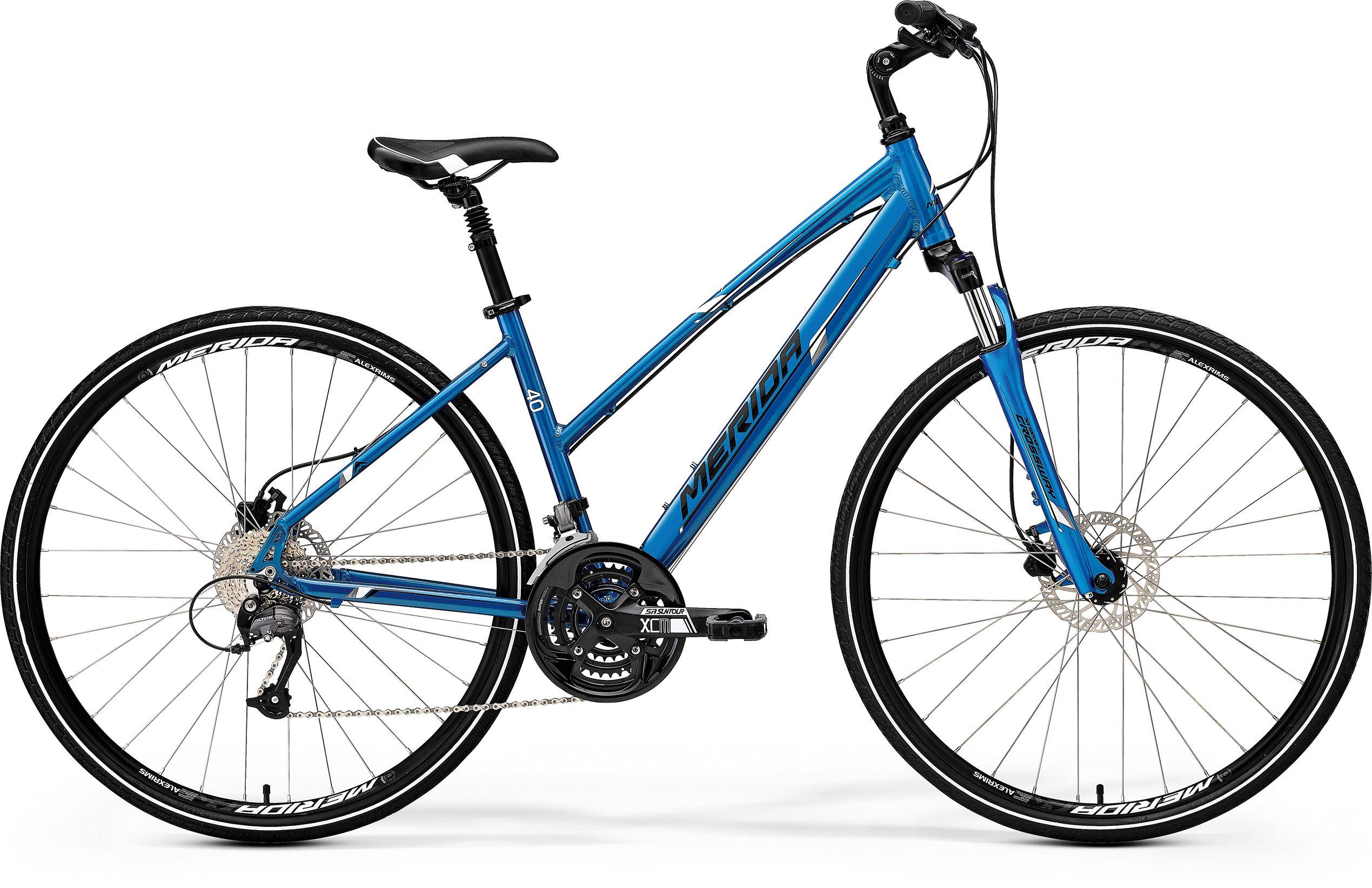 Велосипед Merida Crossway 40-D-lady 2017