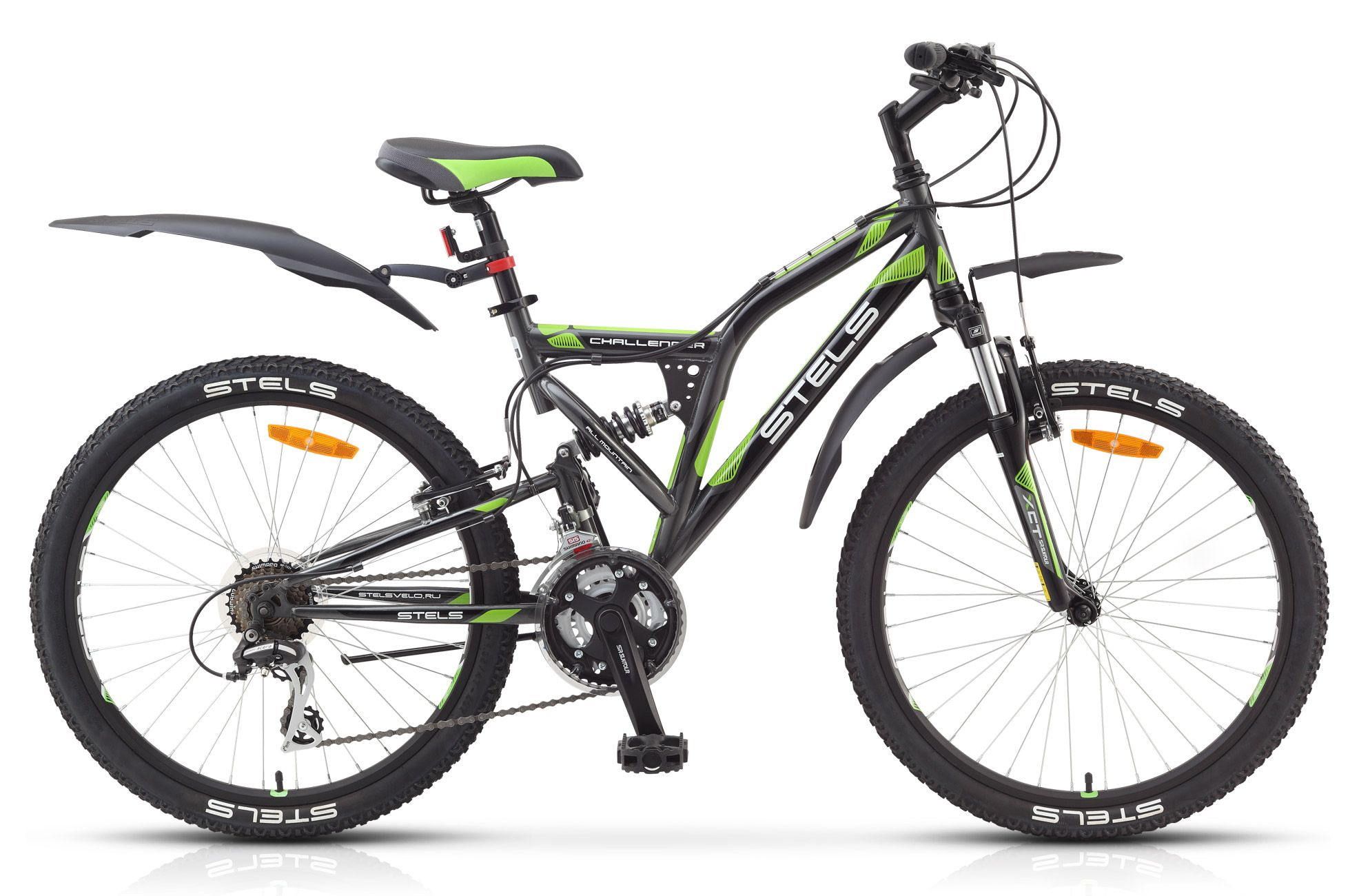 Велосипед Stels Challenger V 24 2017 велосипед challenger mission lux fs 26 черно красный 16