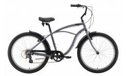 Складной прогулочный велосипед круизер  Silverback  Scala 7  2016