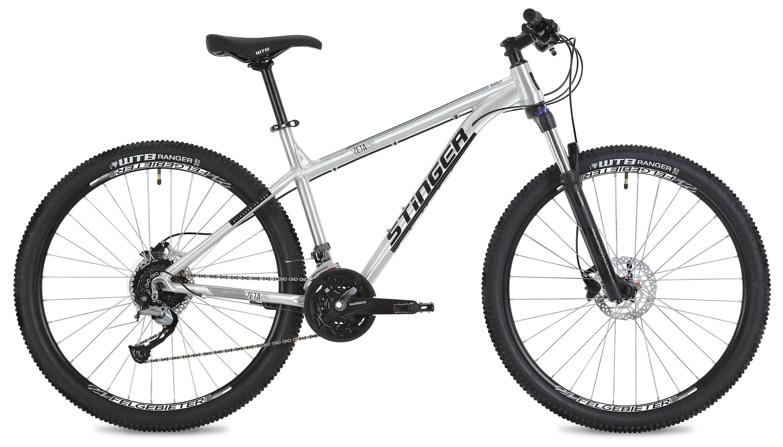 Велосипед Stinger Zeta Pro 27,5 2018 велосипед stinger zeta d 27 5 2017