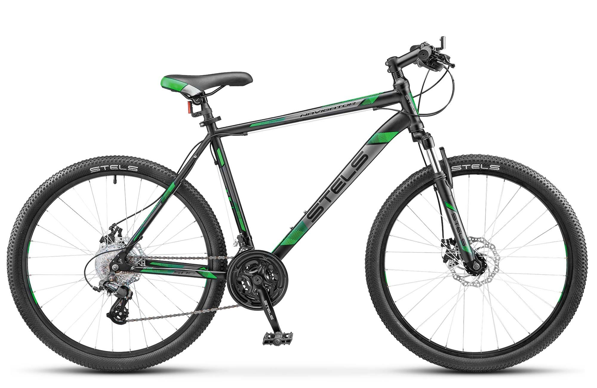 Велосипед Stels Navigator 500 MD 26 (V020) 2018 велосипед stels navigator 380 2016