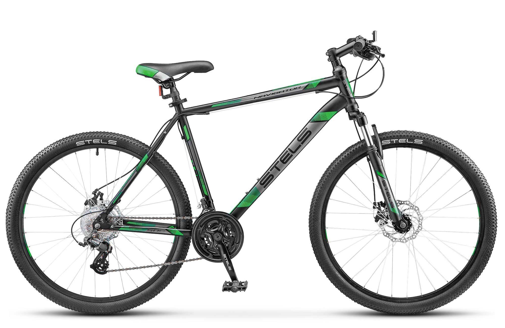 Велосипед Stels Navigator 500 MD 26 (V020) 2018