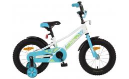 Детский велосипед от 1 до 3 лет  Novatrack  Valiant 14  2019