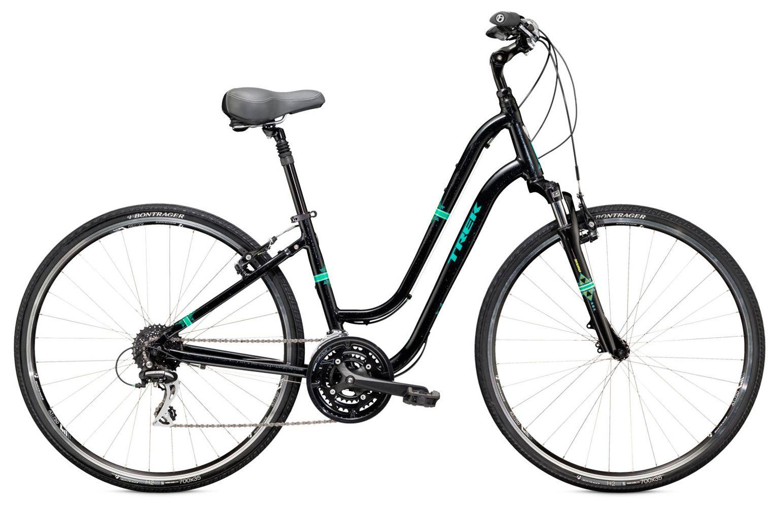 Велосипед Trek Verve 3 WSD 2016 велосипед trek madone 3 1 wsd 2013