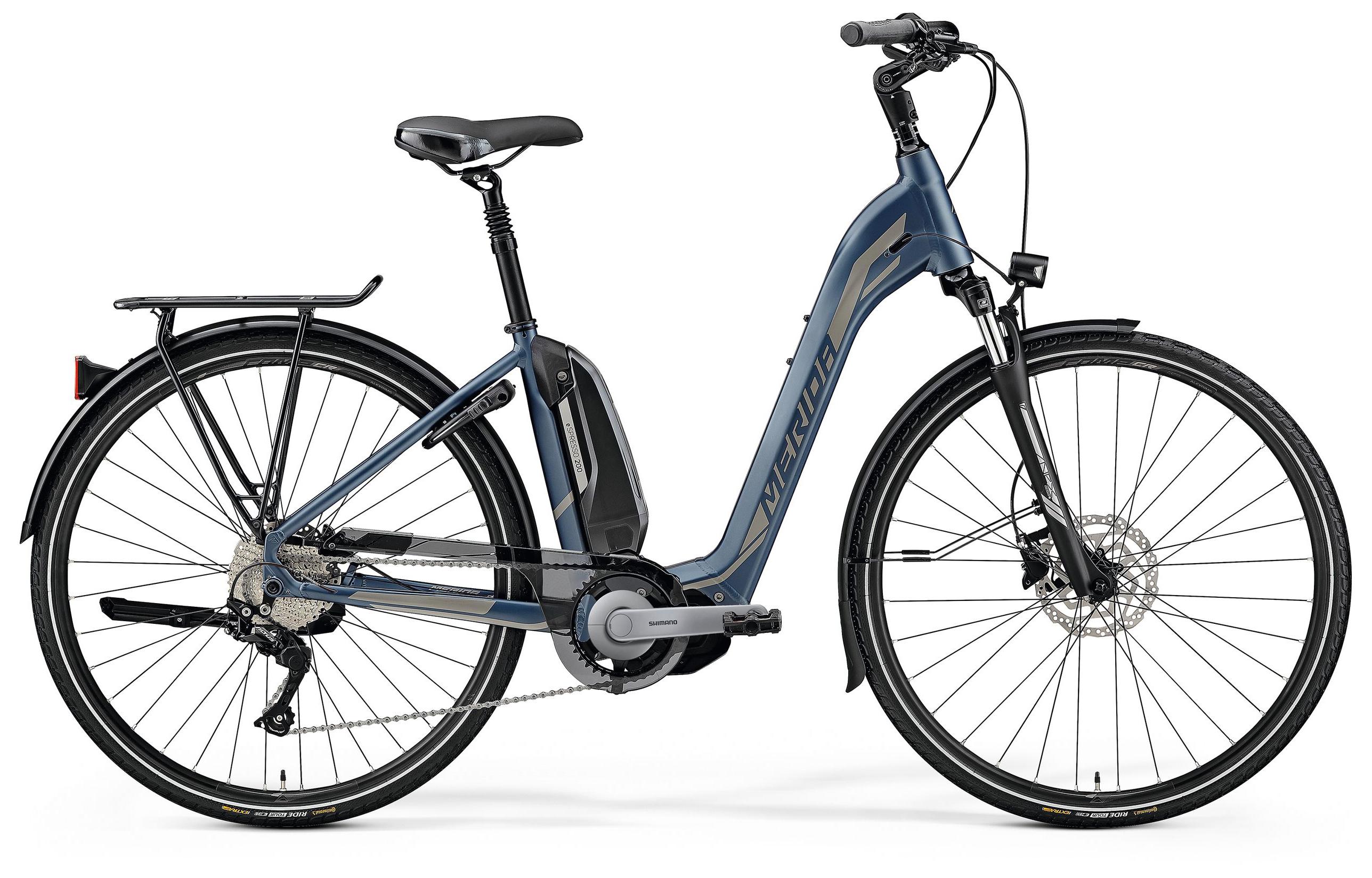 Велосипед Merida eSpresso City 200EQ Lady 2019 велосипед merida crossway 40 md lady 2013