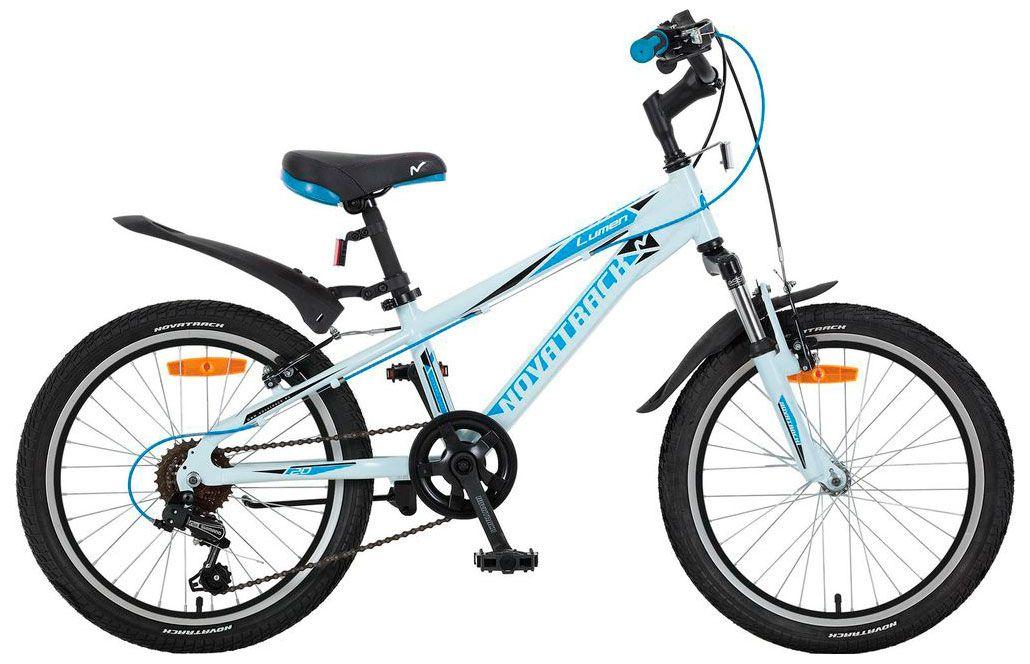 Велосипед Novatrack Lumen 20 2018 велосипед novatrack urban 14 синий
