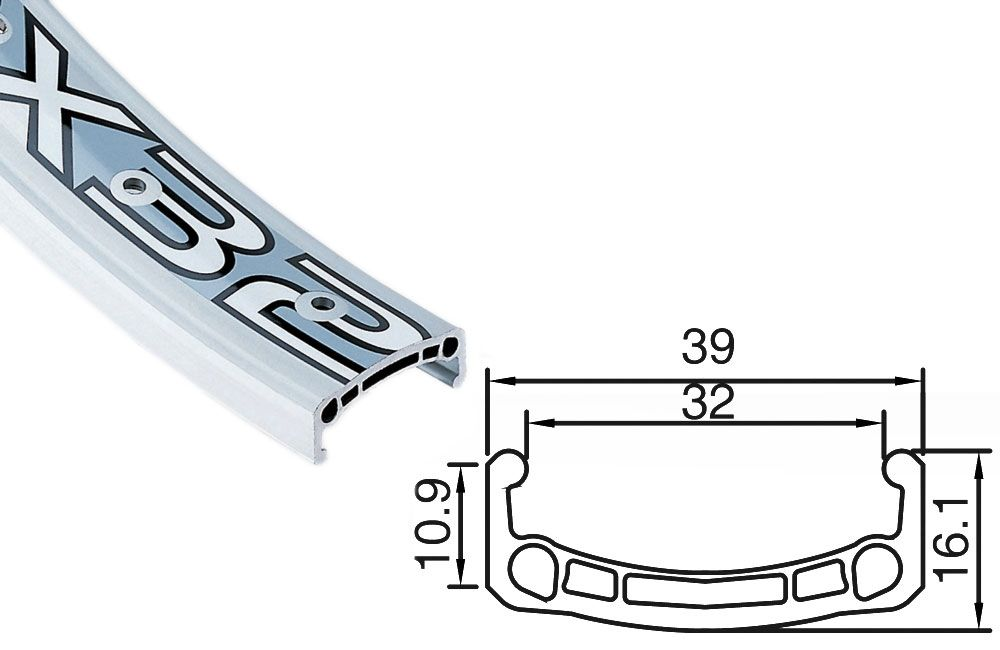 Запчасть Stels 26 DX32 Alexrims 32H stels arrow 2015