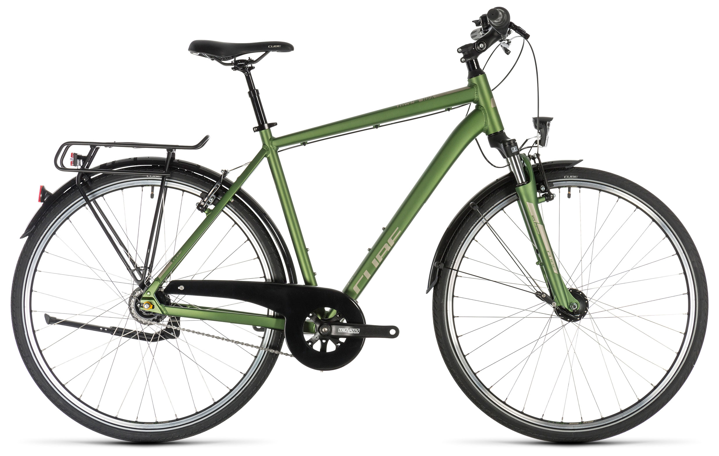 Велосипед Cube Town Pro 2019 цена 2017