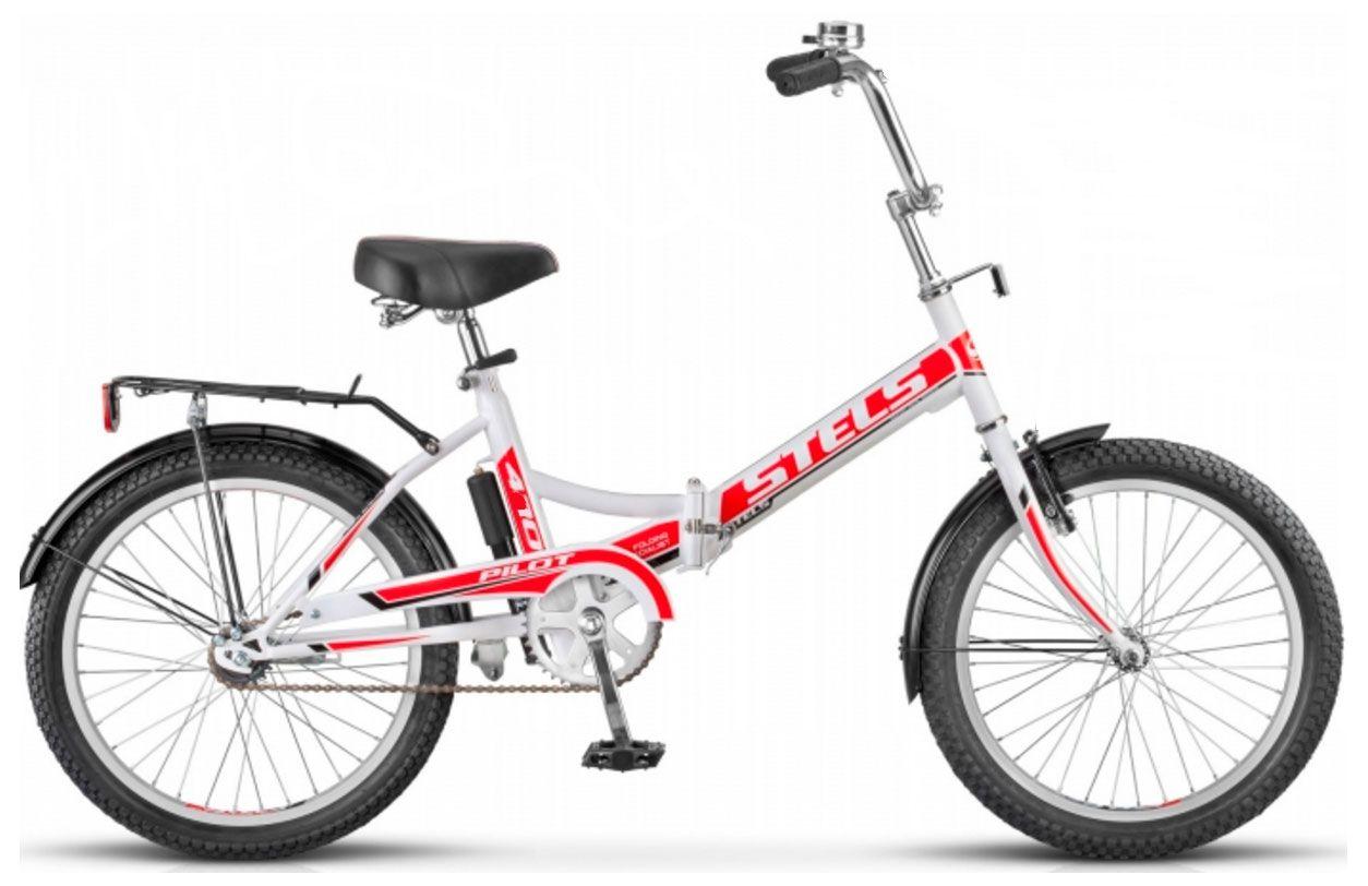 Велосипед Stels Pilot 410 20 (Z011) 2018