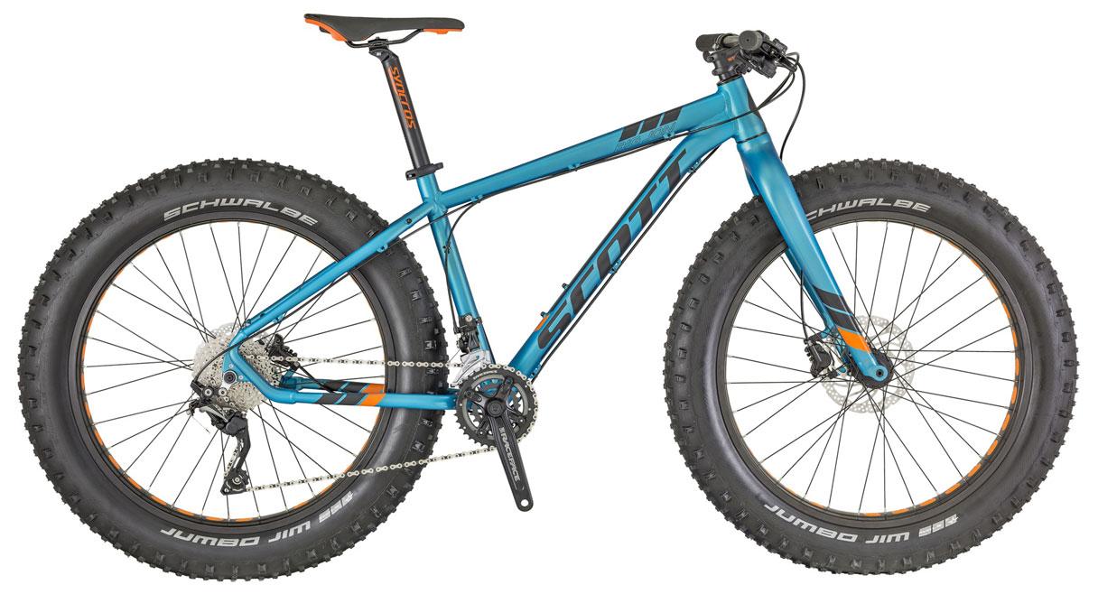Велосипед Scott Big Jon 2019