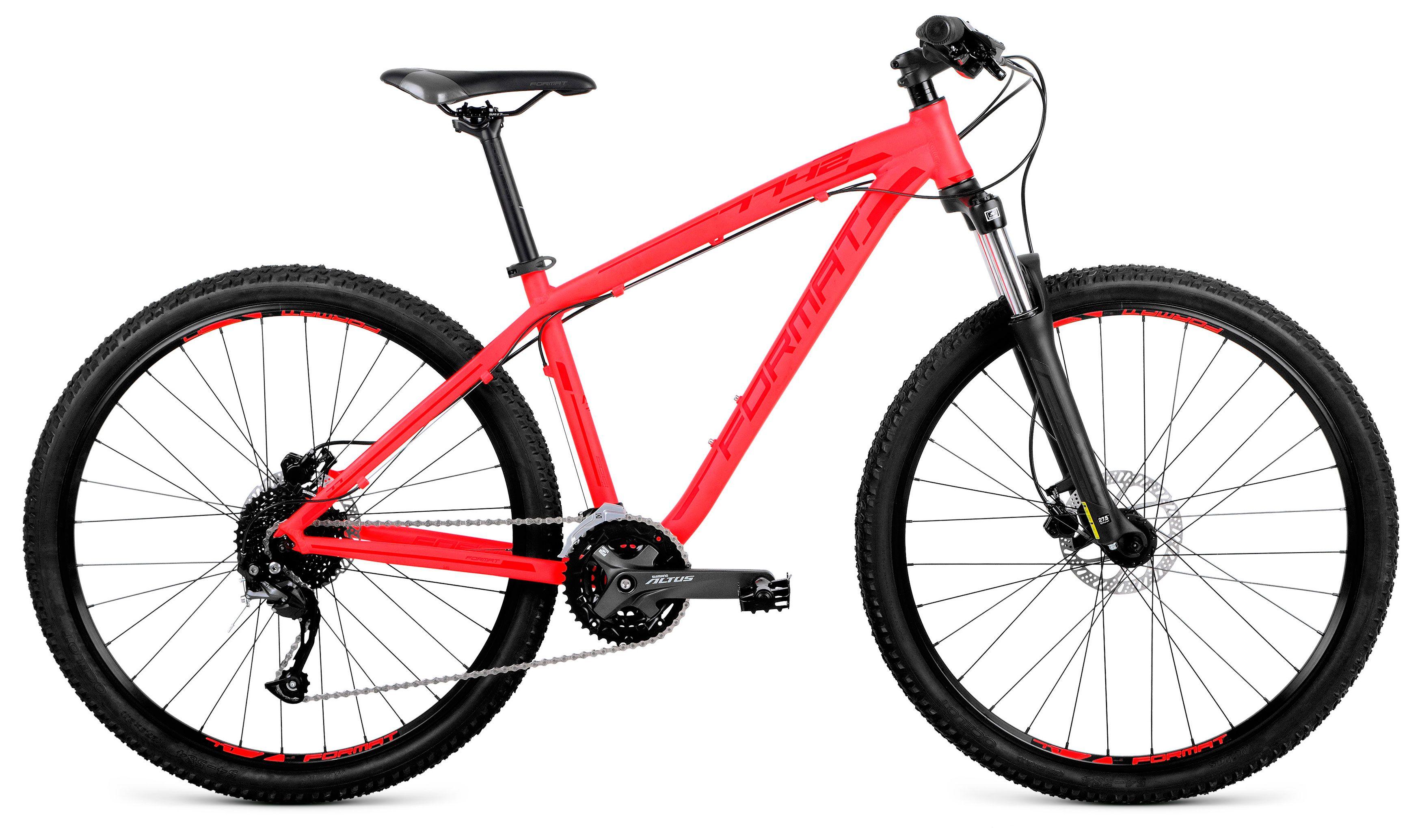 Велосипед Format 7742 2018