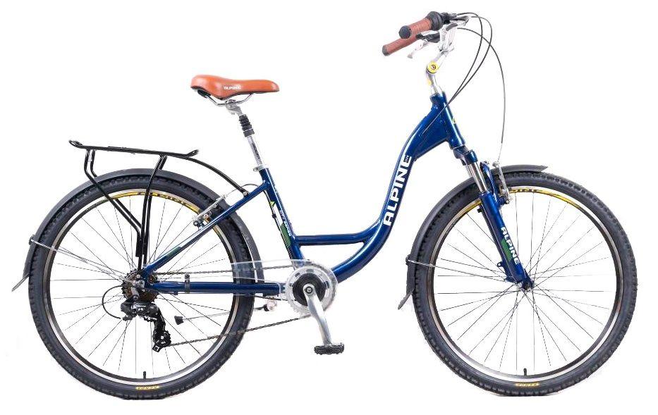 Велосипед ALPINE Costa Euro 2017,  Женские  - артикул:288796