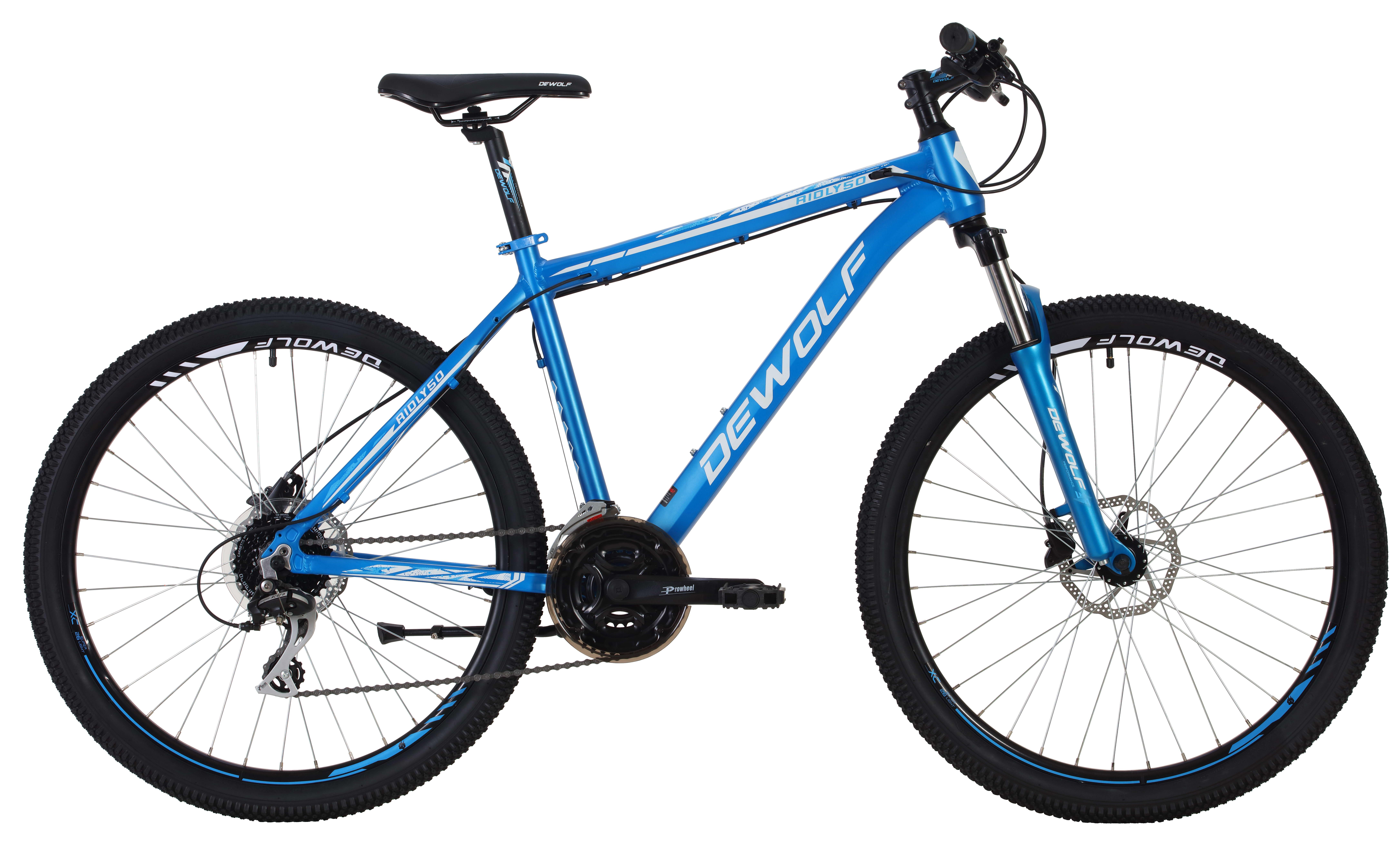 Велосипед Dewolf Ridly 50 2019 цена
