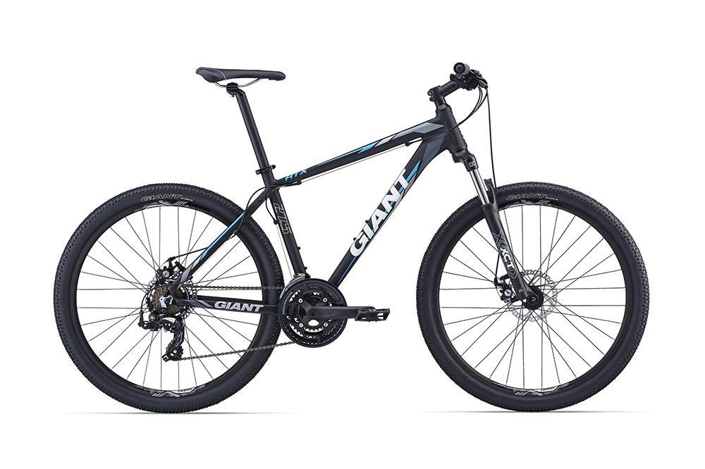 Велосипед GiantГорные<br>Горный велосипед, который придется по душе широкому кругу любителей велосипедного катания. GiantATX 27.5 2 2016 - это мужской хардтейл, предназначенный для ежедневных активных покатушек. Рама GiantATX 27.5 2 2016 изготовлена из сплава алюминия специальной серии ALUXX-Grade, и имеет баттированные трубы. Это позволило добиться оптимальных показателей веса и прочности. Амортизационная вилка SR Suntour XCT значительно облегчит катание по бездорожью. Навесное оборудование Shimano Tourney порадует своей надежностью и неприхотливостью.<br><br>year: 2016<br>цвет: красный<br>пол: мужской<br>тип рамы: хардтейл<br>уровень оборудования: любительский<br>длина хода вилки: от 100 до 150 мм<br>тип заднего амортизатора: без амортизатора<br>блокировка амортизатора: да<br>вынос: Giant Sport, алюминиевый сплав, 15 градусов<br>руль: Low Rise, 31.8 мм<br>передний тормоз: Tektro M280, диаметр ротора 160 мм<br>задний тормоз: Tektro M280, диаметр ротора 160 мм<br>тормозные ручки: Shimano EF41<br>цепь: KMC Z51<br>система: SR Suntour XCT-T318, 28/38/48<br>каретка: SR Suntour Cartridge BB<br>педали: One-piece, PP, 9/16<br>ободья: CR70, 27.5X32H<br>передняя втулка: Joytech disc, double-sealed, cassette style, loose ball bearing<br>задняя втулка: Joytech disc, double-sealed, cassette style, loose ball bearing<br>спицы: 14g нержавеющая сталь<br>передняя покрышка: Giant Sport, 27.5 x 2.1<br>задняя покрышка: Giant Sport, 27.5 x 2.1<br>седло: Giant Connect<br>подседельный штырь: Giant Sport, 30.9 мм<br>кассета: Shimano TZ31, 14-34, 7 скоростей<br>манетки: Shimano EF40, 3x7 скоростей<br>рама: Алюминиевый сплав, ALUXX-Grade Butted<br>вилка: SR Suntour XCT 27.5, ход 100 мм<br>размер рамы: 20&amp;amp;quot;<br>материал рамы: алюминий<br>тип тормозов: дисковый механический<br>диаметр колеса: 27.5<br>тип амортизированной вилки: пружинная<br>передний переключатель: Shimano Tourney<br>задний переключатель: Shimano Tourney<br>количество скоростей: 21