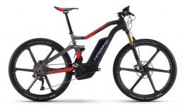 Trail / эндуро / all mountain двухподвесный велосипед  Haibike  Xduro FullSeven Carbon 10.0 500Wh  2017