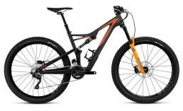 Trail / эндуро / all mountain двухподвесный велосипед  Specialized  Stumpjumper FSR Comp Carbon 650B  2016