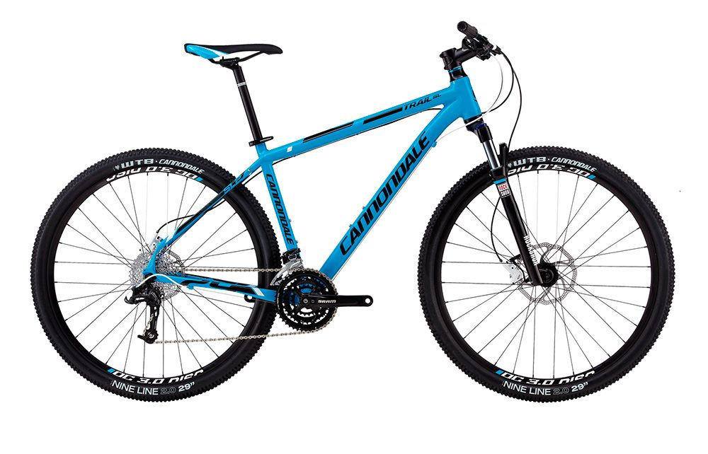 Горный велосипед Cannondale Trail SL 29er 2 2013