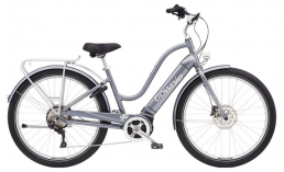 Белый велосипед  Electra  Townie Path Go! Step Thru (2021)  2021