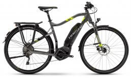 Электровелосипед 2018 года  Haibike  Sduro Trekking 4.0 He 400Wh 10s Deore