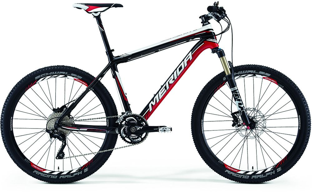 Горный велосипед Merida O.Nine CF XT-Edition 2014