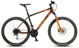 Горный велосипед  KTM  Chicago LTD 27 24 Disc H  2018